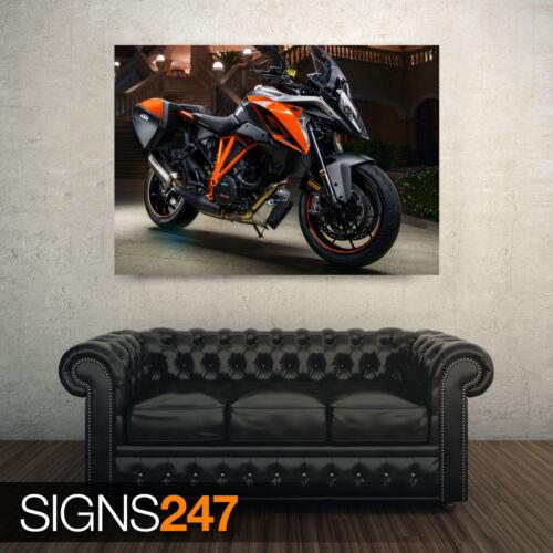 1738 KTM 1290 SUPER DUKE GT 2017 Photo Picture Poster Print Art A0 A1 A2 A3 A4