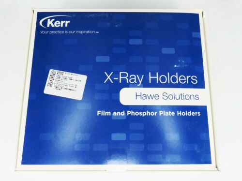 Dental Kerr SuperBite Posterior Index XRay Film Phosphor Plate Holders