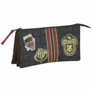 ESTUCHE-PORTATODO-HARRY-POTTER-GRYFFINDOR-Pencil-Case-Plumier-Etui-Harry-Potter