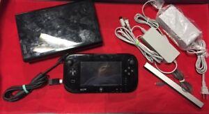 Nintendo-Wii-U-32GB-Mario-Kart-8-Deluxe-Set-Very-Good-1847