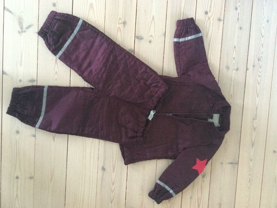 Termotøj, Bukser og jakke, Mads og mette