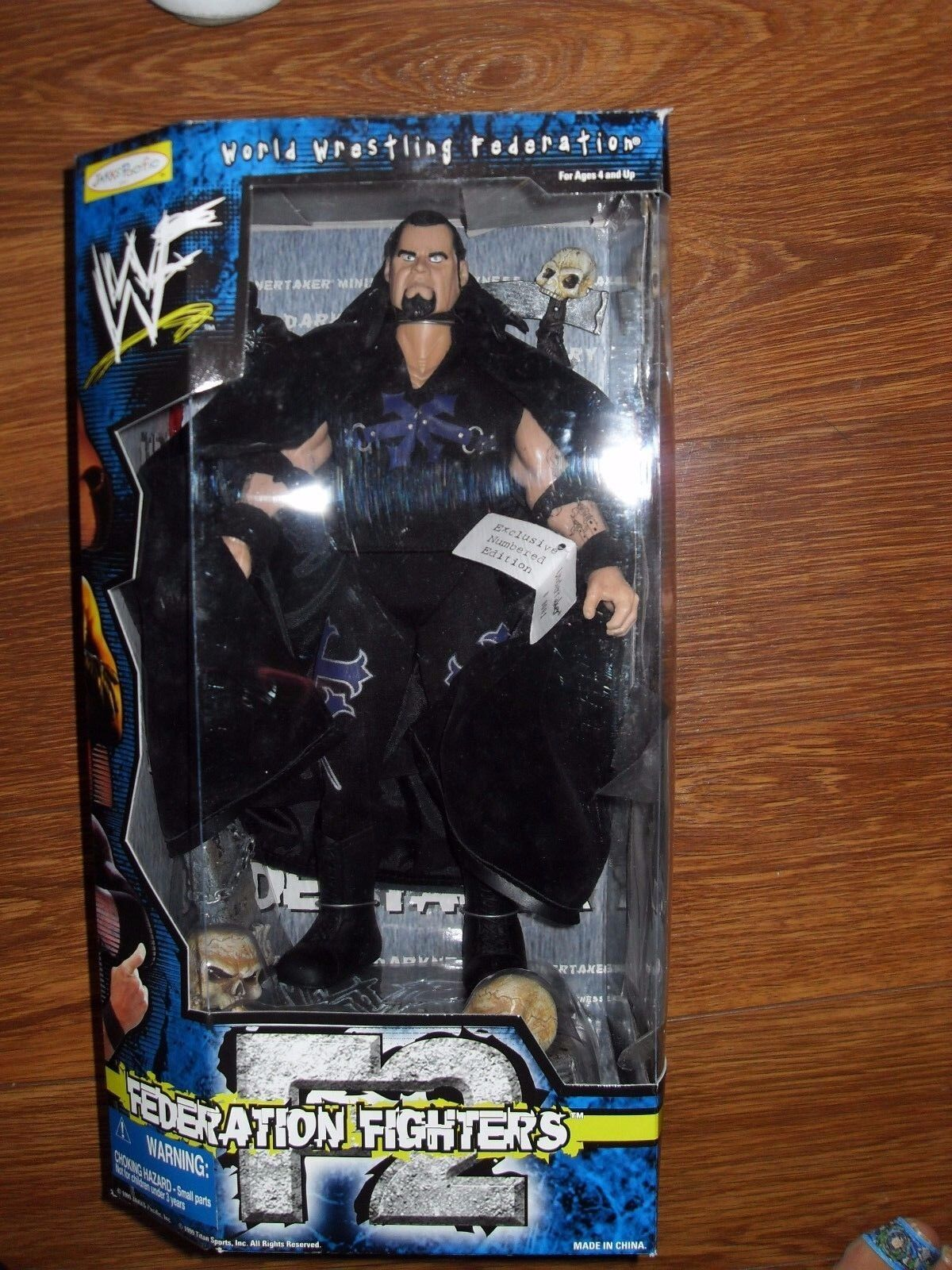 WWE Federation Fighters 12