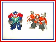 Transformers _ Robot Heroes _ Optimus Prime vs. Unicron