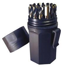 Viking Drill-46952 29pc Aqf-29p Bully Premium Gold and Black Drill Bit Set