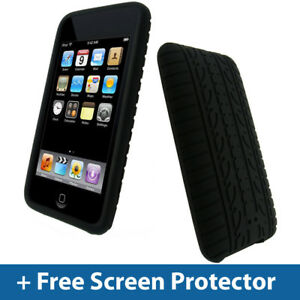 Black-Tyre-Skin-Case-for-iPod-Touch-2nd-3rd-Gen-2G-3G-iTouch-Silicone-Cover