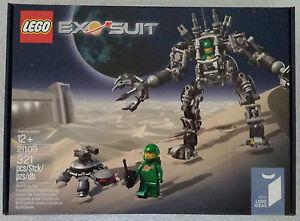LEGO-Ideas-21109-Exo-Suit-exclusive-NEU-amp-OVP-misb-new-sealed