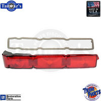 1966 Caprice Tail Light Lamp Lens Taillight W/ Gasket Made In Usa - Lh