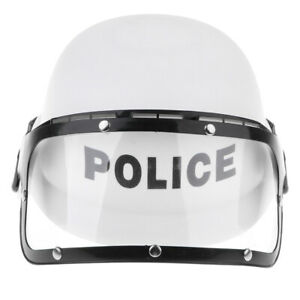 Mini-Police-Motorcycle-Helmet-Visor-Costume-Accs-Child-Pretend-Play-Toy