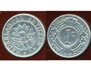 PAYS-BAS-antilles-1-cent-1993
