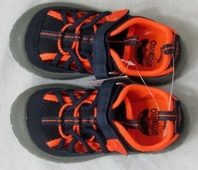 OshKosh BGosh Toddler and Little Boys Bax Bump Toe Sandal