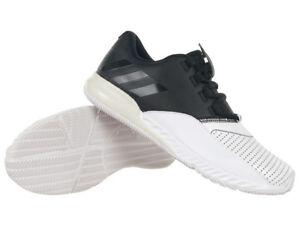 Detalles de Zapatos De Entrenamiento Adidas Crazymove Bounce De Hombre Negro Zapatillas ver título original