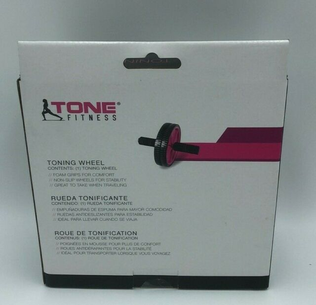Tone Fitness AB Toning Wheel 757183679744 for sale online