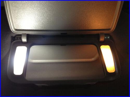 License Plate Lights For 2011-2016 2017 Durango 14 x White LED Interior Bulbs