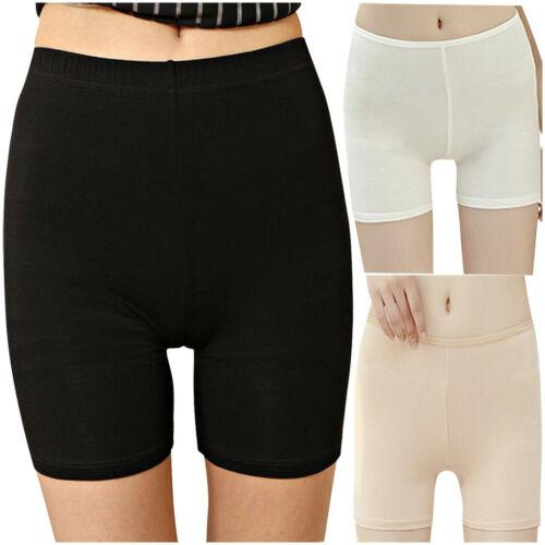 Fashion Women Underwear High Elasticity Leggings Slim Fit Lace Safety Pant