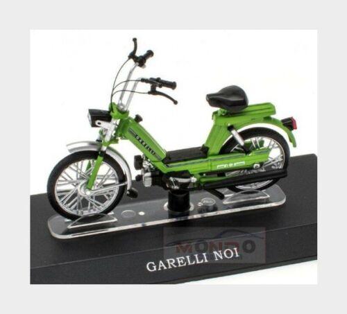 Garelli Noi 50 Green EDICOLA 1:18 AHMSM013 Modellbau