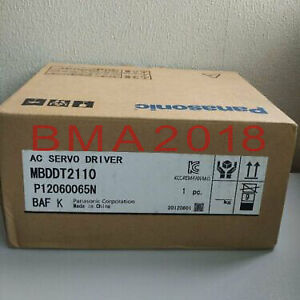 1PC New Panasonic Servo drive MBDDT2110 One year warranty fast delivery