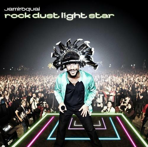 Jamiroquai - Rock Dust Light Star      - CD NEU