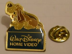 THE-GREAT-MOUSE-DETECTIVE-TOBY-HOME-VIDEO-vintage-DISNEY-pin-Z4X