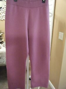 new styles lace up in top-rated Details about WOMENS HANES PURPLE SWEATS BOOT LEG LARGE PETITE