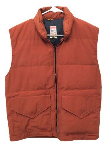 Frostline Kit Vintage Goose Down Mens Puffer Vest
