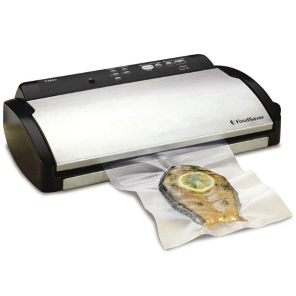 Envasador al vacío Foodsaver modelo V2860 Envasadoras al Vacío y Bolsas