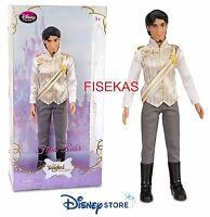 Disney Store Tangled Ever After Wedding Groom Flynn Rider Doll 12 Inch