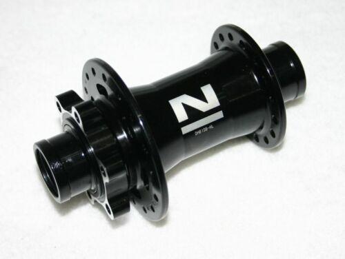 Novatec Roue Avant Disque Dh 20mm D615SB-HL 32L Noir Moyeu de Vtt
