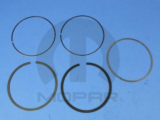 2 Mopar 5086002AC Engine Piston Ring Set-VIN
