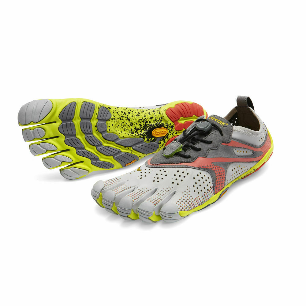 Vibram FIVEFINGERS V-RUN Womens Oyster 17W7006 Athletic Running Fitness shoes
