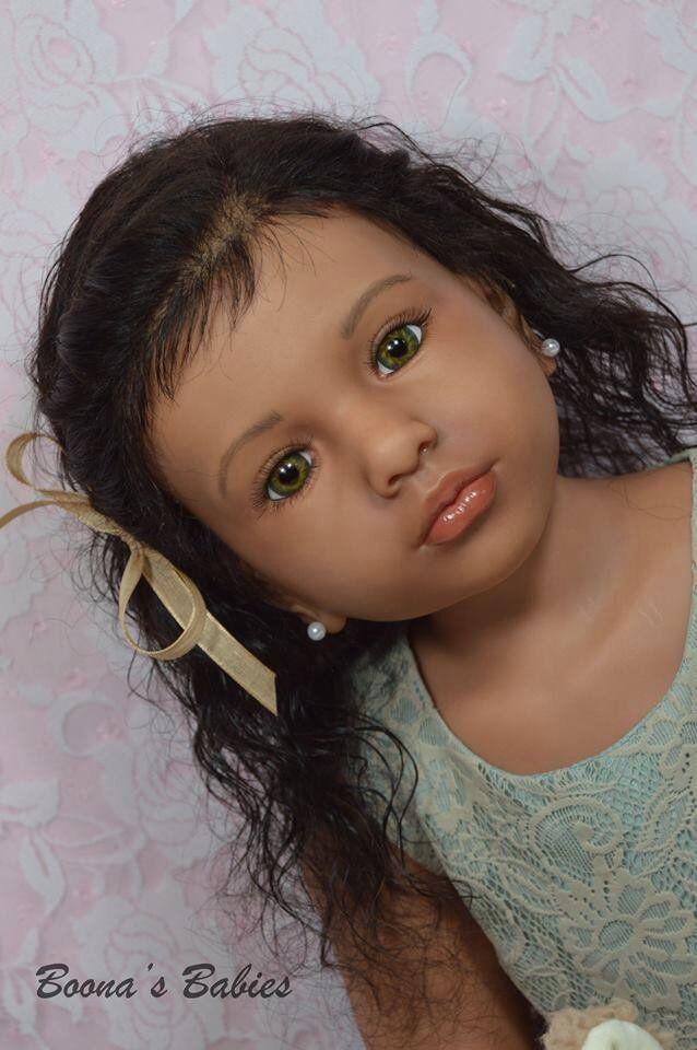 Orden de encargo Reborn Doll Toddler Niño aloenka por Natali Blick