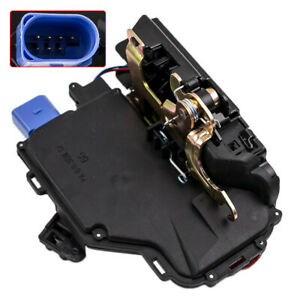 DOOR-LOCK-CENTRAL-LOCKING-ACTUATOR-REAR-RIGHT-For-VW-GOLF-MK5-2003-2009-7-PIN