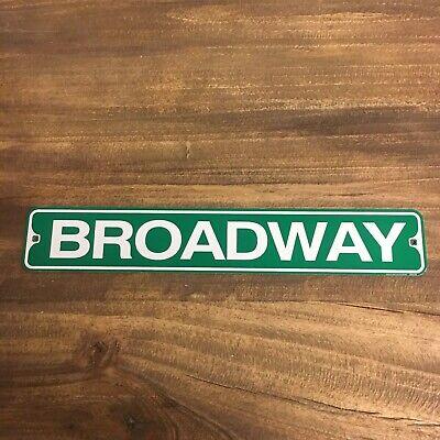 "5689 SS Connor 4/"" x 18/"" Novelty Street Sign Aluminum"