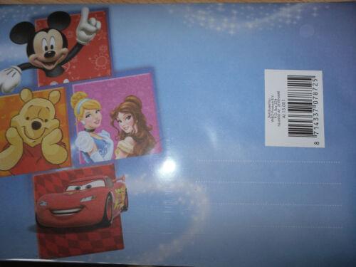 OVP Geburtstags-Karte Disney Minnie Umschlag*Alter einstellbar*3-9* Neu