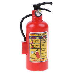 1pc-Fire-Extinguisher-Toy-Plastic-DIY-Water-Gun-Mini-Spray-Kids-Water-Toys-FT