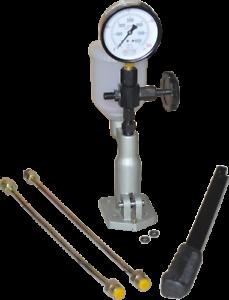 Diesel Injector Nozzle Pop Pressure Tester High quality 0-400 Bar Pr Gauge