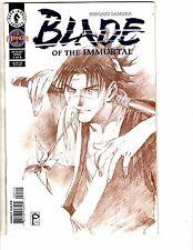3 Blade Of The Immortal Dark Horse manga Comic Books # 1 # 1 2 Rin's Bane AB2