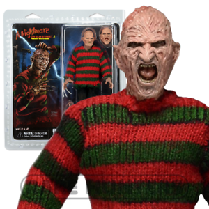Nightmare on Elm Part 2 Freddy Krueger 8-Inch NECA Figure