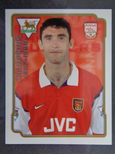 Merlin Premier League 99-Martin Keown Arsenal #15