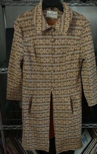 60's 70's Burt Stanley California Vintage Coat or