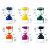 Paradox 5 Minute Tea Timer / Hourglass - Sand Flows From Bottom To Top