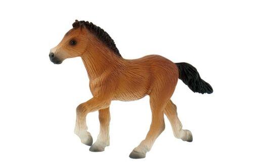 NUOVO circa 7cm BULLYLAND 62763-fattoria paese-Islanda cavallo puledri