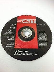1 PC GW018-Z8-1 Tool Pro 7x1//2x1-1//4  17A46-G8-V52 Pink Grinding Wheel