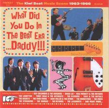 What Did You Do In the Beat Era cd New Zealand 60s Beat - Max Merritt,Dinah Lee