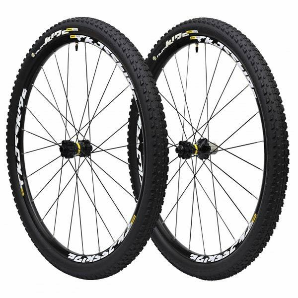 RUOTE MAVIC MTB CROSSRIDE TUBELESS QUEST WTS 27.5 2.4