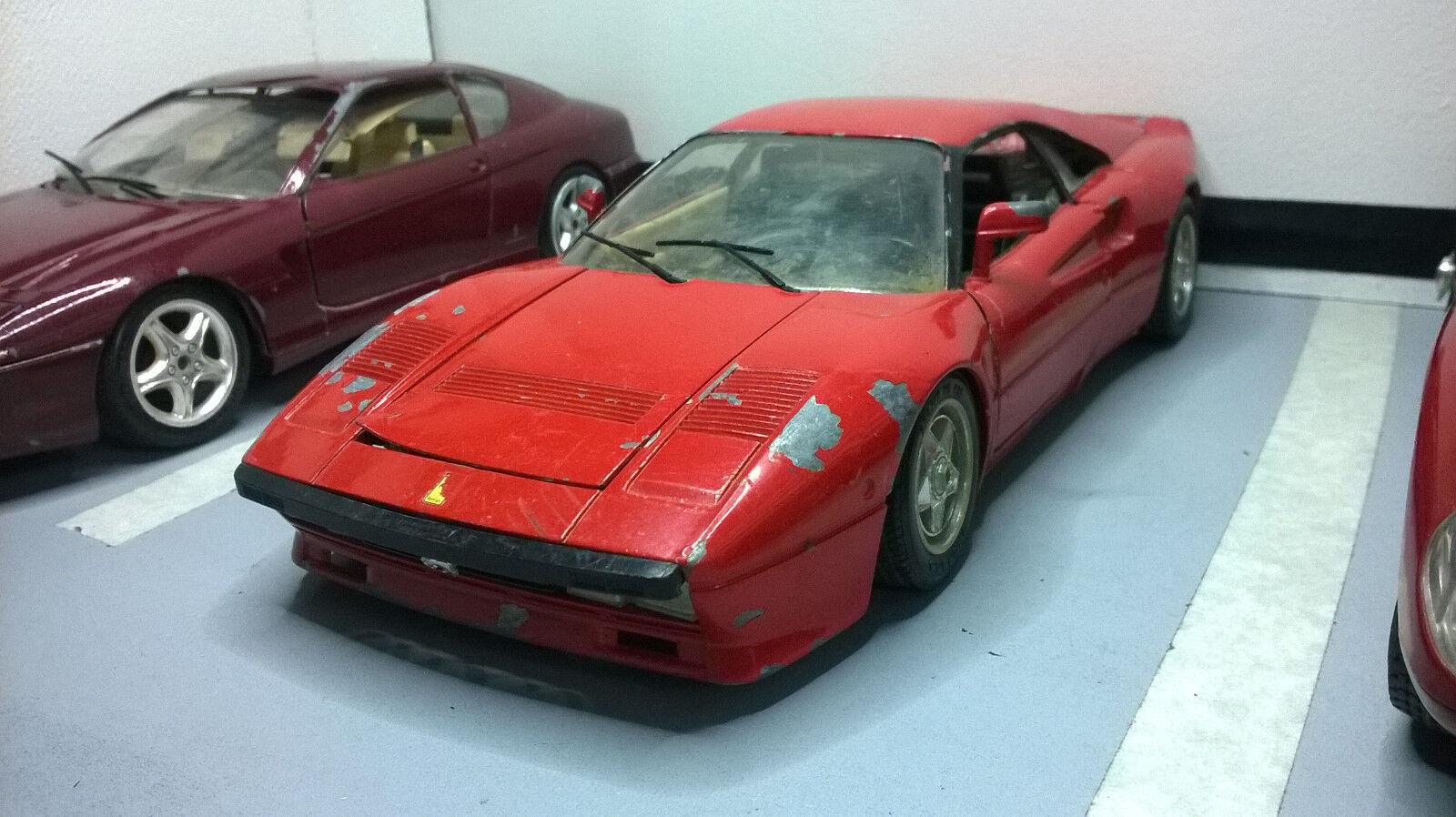 1 18 Pièces détachés Ferrari 288 GTO Bburago
