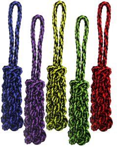 Multipet-NUTS-FOR-KNOTS-Braided-Rope-Tug-Stick-Dog-Toy-16-034-COLORS-VARY