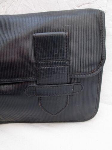 Sublime Bag À Rare Fendi Cuir En Vintage Pochette Main Sac Authentique qpgawdq