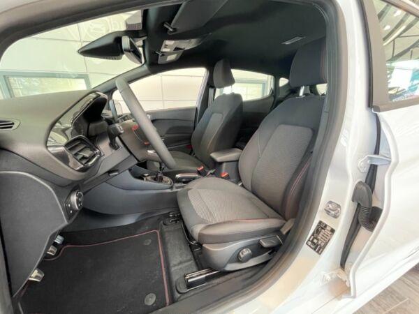 Ford Fiesta 1,0 EcoBoost mHEV ST-Line - billede 4