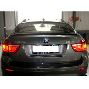Details About Bmw X6 E71 Suv M Performance Boot Spoiler 4x4 All Models