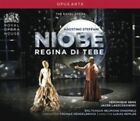Agostino Steffani: Niobe Regina di Tebe (CD, Mar-2015, Opus Arte)